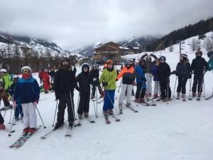 rencontre ski
